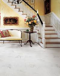 Laying tile in an intricate design can add depth and dimension to any foyer  and impress your guests at first sight! Our 6x12 Crema Cappuccino ...