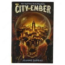 The City Of Ember By Jeanne Duprau Buy Online