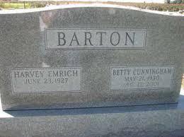 BARTON, BETTY - Poinsett County, Arkansas   BETTY BARTON - Arkansas  Gravestone Photos