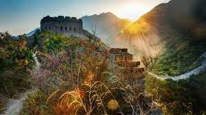 Wall of China Landscape desktop PC ...