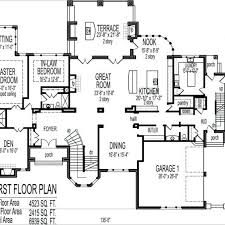 baby nursery big 2 story houses house floor plans and