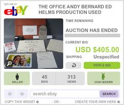 The Office Props Auctions On Ebay Page 7 Of 10 Officetally