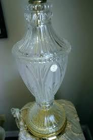 antique crystal lamps vintage crystal table lamps vintage crystal lamps antique crystal table lamps extravagant vintage