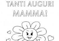 Disegni Per Bambini Da Stampare E Colorare Per La Festa Della Mamma