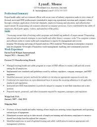 Training Coordinator Resume