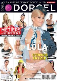 Dorcel Magazine Hors S rie Sp cial m tiers fantasme