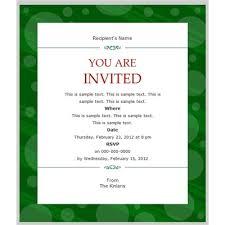 Seminar Invitation Templates Business Invitation Template Rome Fontanacountryinn Com