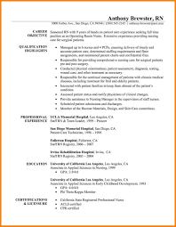 Free Lpn Resume Template Download Operating Room Nurse Cover Letter Address Example Er Resume 62