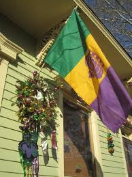 bywater boo only in new orleans mardi gras home decor edition
