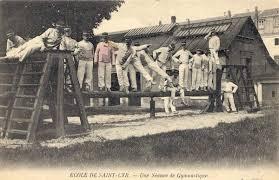 ville historique aux portes de versailles saint cyr l École rayonne dans le département des yvelines la maison de saint louis fondée par madame de