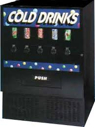 Compact Soda Vending Machine