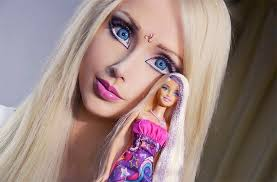 but if there is a go as you like or a dressed party the barbie look is the best one to opt for here is decoding for you how to makeup like barbie doll