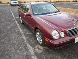 Greg cavanaugh, amateur automotive writer for the gallup journey magazine, evaluates the features of his own 2001 mercedes benz e320 wagon (w210). 2001 Mercedes E320 Wagon W210 S210 Mbworld Org Forums