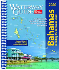 2020 Waterway Guide Bahamas Free 2 Day Shipping U S Only