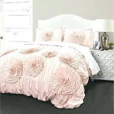 pale pink comforter set blush pink bedding sets 3 piece pink blush comforter set blush pink