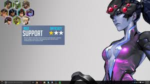 windows 10 overwatch theme overwatch windows icon 180414 free icons library