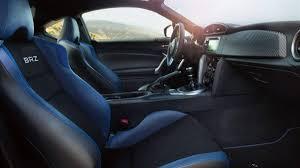 2015 subaru brz interior. Wonderful Interior 1 Of 13The 2015 Subaru BRZ SeriesBlue Edition Has A Cool Nononsense  Interior On Brz Interior