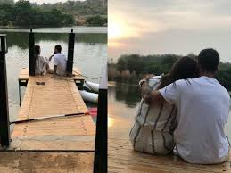 Video By The Lake Video Anushka Sharma Spends Her 31st Birthday With Hubby Virat Kohli Enjoying A Sunset By The Lake