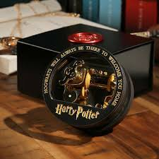 Temporarily closed stay up to date. Orgel House Harry Potter Music Box Orgel Hedwig S Theme Limited Edition Ebay