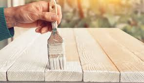 how to seal emulsion paint on wood