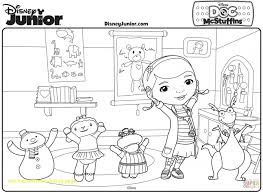 Doc Mcstuffins Color Pages 54 With Doc Mcstuffins Color Pages