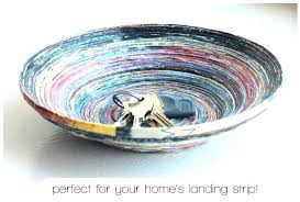decorative bowls for keys bowl impressive mercury glass key large clear glass decorative bowl