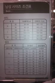 Uniqlo Clothing Size Chart Korean Bust Size Chart Www Bedowntowndaytona Com