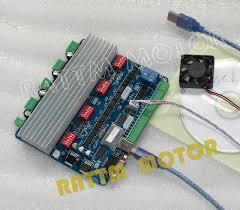 aliexpress com buy new 4 axis usb cnc controller board usbcnc new 4 axis usb cnc controller board usbcnc tb6560 stepper motor driver board 15khz