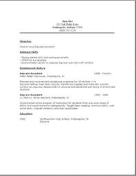 daycare director resume child daycare director resume examples socialum co
