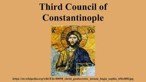「Third Council of Constantinople」の画像検索結果