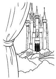 Disegno Di Il Castello Del Principe Da Colorare Disegni Da