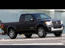 2009 Suzuki Equator Extended Cab | Pricing, Ratings & Reviews ...
