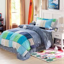 vibrant and trendy light blue cotton bedding set 1 600x600 vibrant and trendy light blue