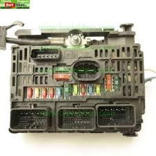 peugeot 607 fuse box large used car part stock peugeot 607 box fuse bsm l0600 siemens s118983006n s118983006k 9658539680