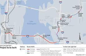 Link Light Rail Expansion Northgate Link Extension East Link Extension Pdf Free