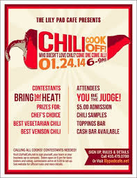 chili supper flyer chili cook off judge stud design