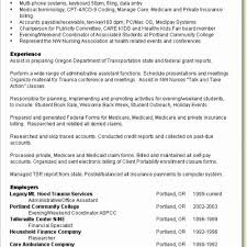 Medical Office Assistant Resume Sample Incredible Executive ...