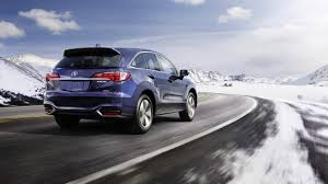 2018 acura suv models. exellent models acura rdx blue exterior model throughout 2018 acura suv models