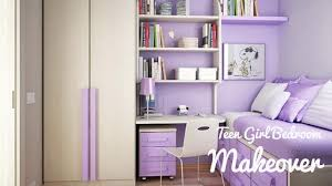interior design bedroom for teenage girls. Wonderful Interior Teen Girl Bedroom Makeover  Interior Design 2017 Inside For Teenage Girls YouTube