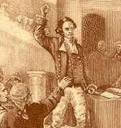 patrick henry advocate for change archiving early america patrick henry speech