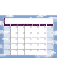 Pacon Calendar Weather Pocket Chart Gowrite Dry Erase Monthly Calendars Pacon Creative Products