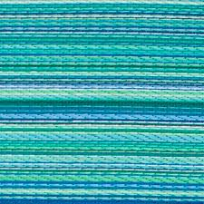 fab habitat indoor outdoor plastic rug cancun turquoise and moss green 3