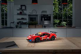 Ferrari 488 gte 'af corse #51'. Build Your Own Ferrari 488 Gte With The New Lego Technic Noequal