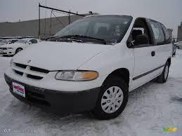 1996 White Dodge Caravan #24387439 Photo #6 | GTCarLot.com - Car ...