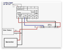meter fixing pt ct wiring rs 485 networking programming energy meter shunt coil wiring diagram