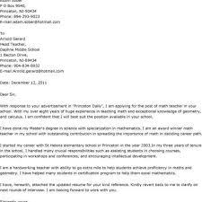 100 Teacher Cover Letter And Resume Best Letters Preschool