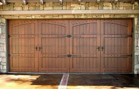 wood garage door. contemporary or something else - a beautiful custom wood garage door will take the look of your home to whole new level. if you can dream it we