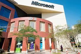 microsoft office building. Microsoft Office Building At Dubai Internet City In United Arab Emirates UAE
