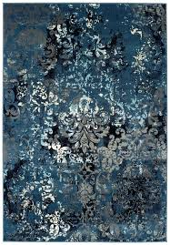 blue area rugs navy rug 8 x 8x10 grey