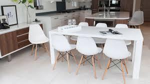 contemporary white gloss extending dining set uk
